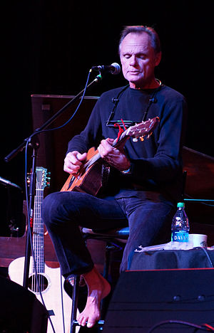 Jonathan Edwards (musician) - Edwards at The Flying Monkey, Plymouth, New Hampshire on October 13, 2012