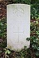 Jones (George Albert) CWGC gravestone, Flaybrick Memorial Gardens.jpg
