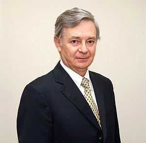 Jorge Bunster - Jorge Bunster in 2012