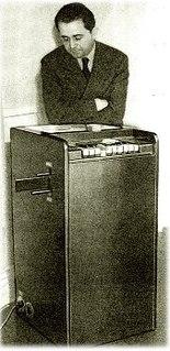 Rhythmicon electronic drum machine