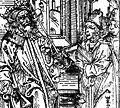 Juan de Mena en Laberinto de Fortuna (Zaragoza, 1509).jpg
