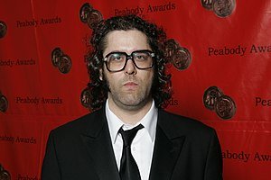 Judah Friedlander - Judah Friedlander at the 67th Annual Peabody Awards for 30 Rock