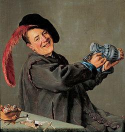 LEYSTER, Judith Jolly Toper 1629