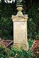 Juedischer Friedhof Hopsten Grab Alexander Reingenheim 01.jpg