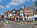 Junction of Willesden Lane and Walm Lane, Willesden Green - geograph.org.uk - 2053497.jpg