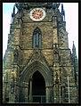 June The Hexenhammer Freiburg Jesuit Nights Medici - Master Habitat Rhine Valley Photography 2013 Katholisches Münster - Arbeit sei Verwirklichung (Jesuiten) - Ablaßschinder, Du lügst Gott will es nicht (Marti - panoramio.jpg