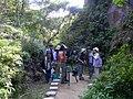 Junjianyan Hiking Trail introduction by Hakka TV and Taiwan Nature Trail Society 20061004.jpg
