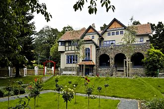 Moravian Gallery in Brno - Jurkovič House