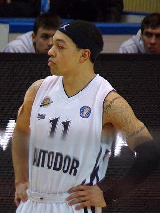 Justin Robinson (basketball, born 1995) - Image: Justin De Vaughn Robinson 2018