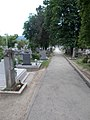 Kápolna utcai temető, stációk a főút mentén, 2017 Pomáz.jpg