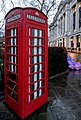 K6 Telephone Kiosk, Adjacent To Garden Railings, Bloomsbury Square, London (1).jpg