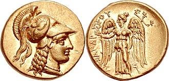 Menes of Pella - Coinage of Alexander the Great 336-323 BC, Tarsos mint, struck under Balakros or Menes, circa 332/1-327 BC.