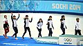 KOCIS Korea ShortTrack Ladies 3000m Gold Sochi 32 (12629495953).jpg
