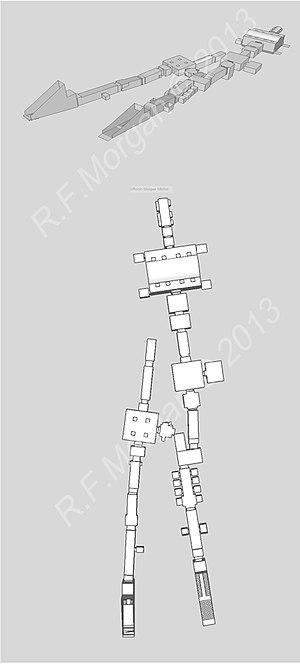 KV10 - Image: KV10 & KV11