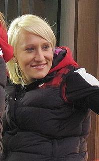 Kaillie Humphries bobsledder