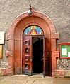 Kamienna Góra, kościół pw. śś. Piotra i Pawła, portal DSC07413.JPG