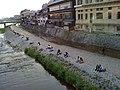 Kamogawa riverside - panoramio.jpg