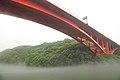 Kampachi Bashi Bridge (Tokai-Kanjo Expressway), Kampachi-cho Toyota 2011.jpg