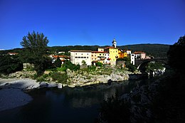 Canale d'Isonzo – Veduta