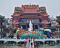 Kaohsiung Lotus Pond Qi Ming Tang Temple 05.jpg