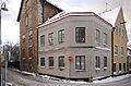 Kaplanen 8 Södra Kyrkogatan 17 Västra kyrkogatan 1 Visby.jpg
