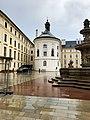 Kaple Svatého Kříže, Pražský Hrad, Hradčany, Praha, Hlavní Město Praha, Česká Republika (48791984096).jpg