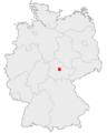 Karte Erfurt in Deutschland.png
