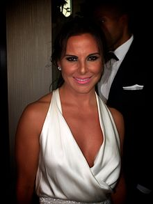 Kate del Castillo at the 2012 Imagen Awards.jpg