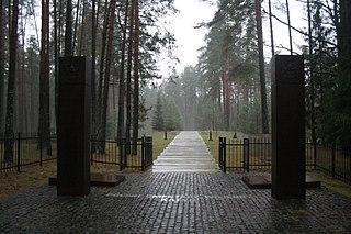 Katyn (rural locality) Place in Smolensk Oblast, Russia