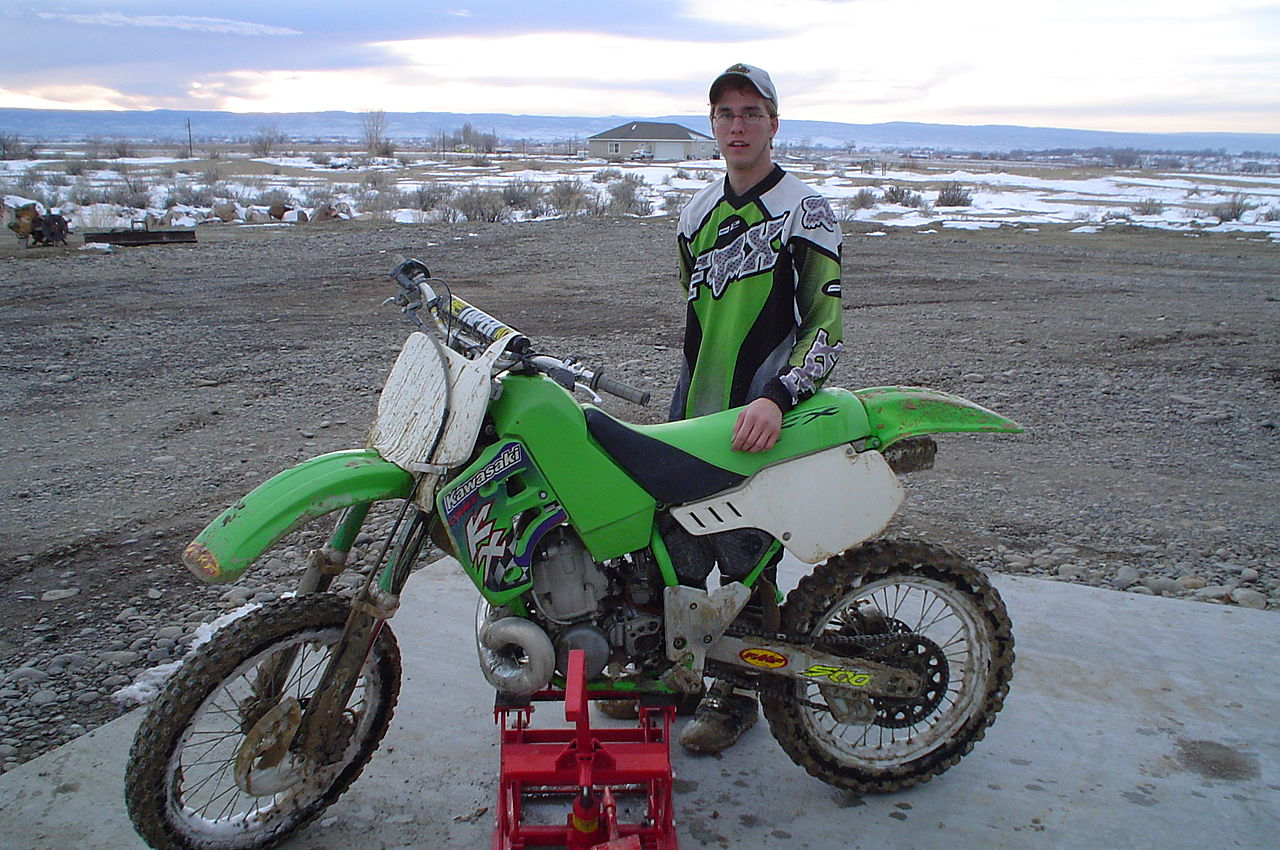 Kawasaki Dirt Bike Wiki
