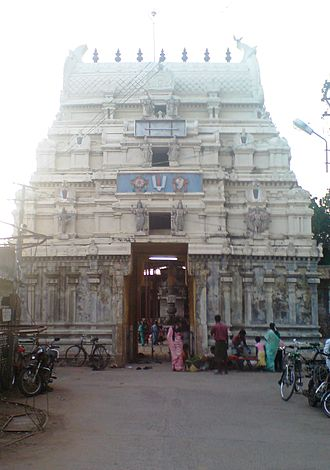 Sirkazhi - Gopuram of Kazheesirama Vinnagaram