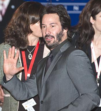 Keanu Reeves %28Berlin Film Festival 2009%29 2