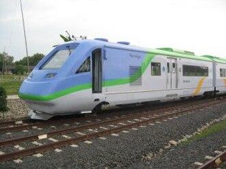 Sriwijaya University - UNSRI Student Train.