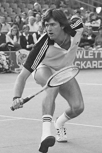 Kevin Curren - Curren in 1982