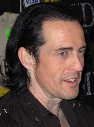 Nivek Ogre - Nivek Ogre in 2008