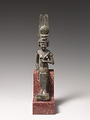 Khereduankh, the mother of Imhotep MET DP237848