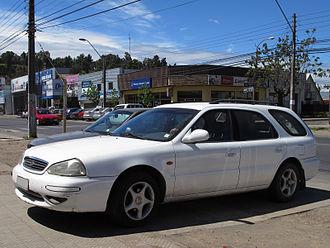 Kia Credos - 2002 Kia Clarus wagon