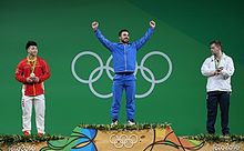 Kianoush Rostami at the 2016 Summer Olympics (14).jpg