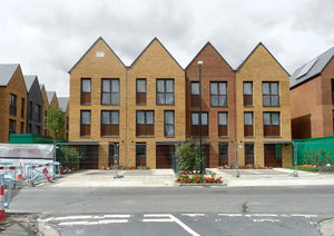 Ferrier Estate - The first completed units of Phase 1 of the Kidbrooke Regeneration