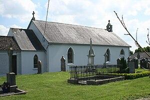 Milltown, County Kildare - The Church of St Brigid