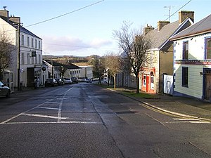 Kiltyclogher - Image: Kiltyclogher, County Leitrim geograph.org.uk 1119088