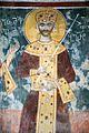 King Bagrat III of Imereti. Gelati fresco.jpg