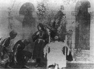 King John (1899 film) - Image: King John (1899) Act 3, Scene 3 (FF5.7) 2