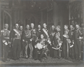 King Manoel II during his State Visit to England, November 1909.png