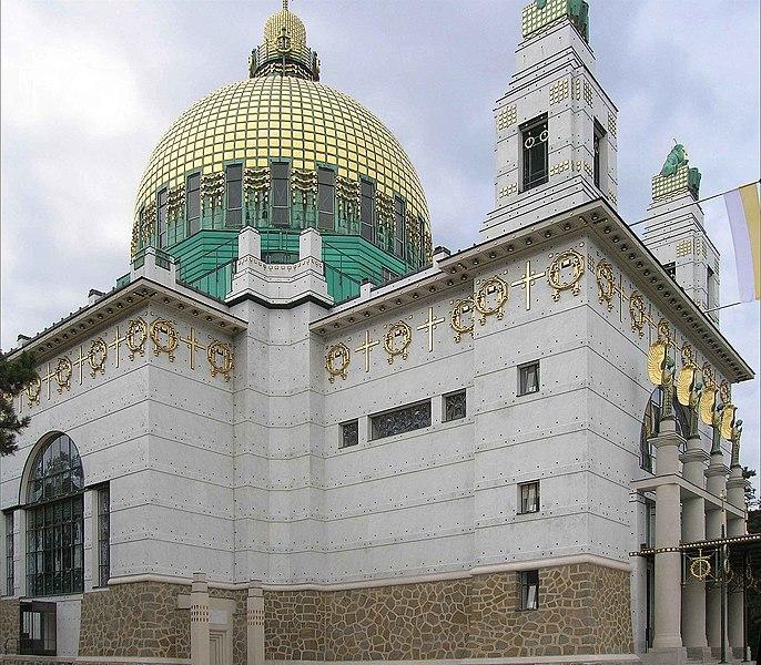 File:Kirche Steinhof Kuppel 2006.jpg