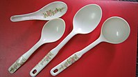 Kitchenware Melamine Spoon Rezowan.JPG
