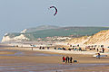 Kite surfer on the beach of Wissant, Pas-de-Calais -8037.jpg