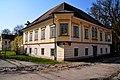 Klagenfurt Fischl aufgelassene Spiritus- und Hefefabrik Villa von 1861 11042009 92.jpg