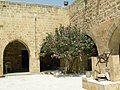 Kloster Deir az-Zafaran Kurkmo Dayro Deyrüzzaferân Manastırı Dayro d-Mor Hananyo (syrisch-orthodox (jakobitisches)) (39732944954).jpg