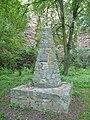 Klučov (okres Kolín), památník příchodu Rudé armády.JPG